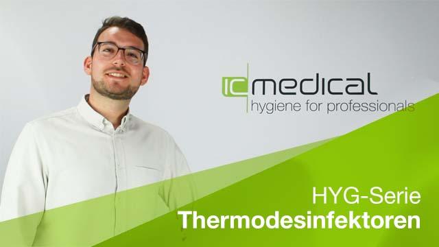 IC MEDICAL HYG-Thermodesinfektoren-new Video